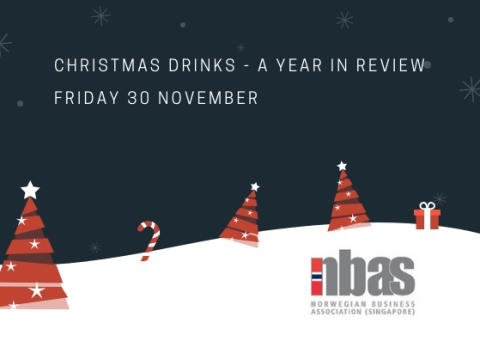 Christmas Drinks - a Year in Review Friday 30 November