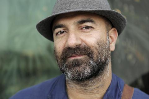 Göteborgs Stads författarstipendiat 2014 - Aleksander Motturi
