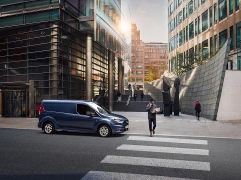 Der neue Ford Transit Connect