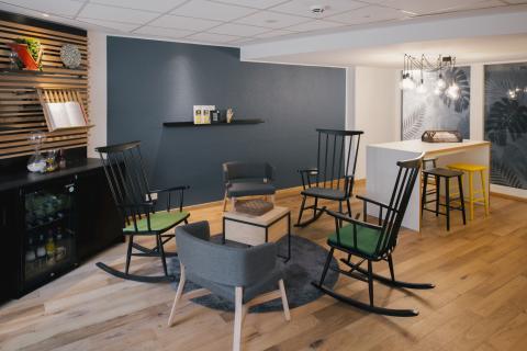 Vienna House Easy Leipzig - Lounge