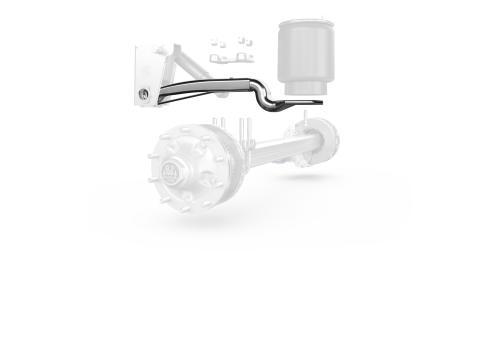 The ultra-light trailing arm LightTube