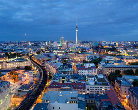 Utmärkt första kvartal för Tysklands incomingturism