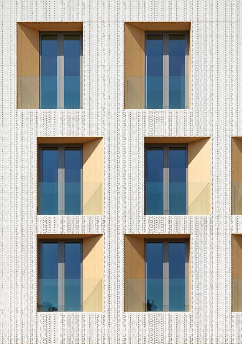 PLÅTPRISET gick i år till LINK Arkitektur för deras arbete med Skandionkliniken och Hotel von Kræmer i Uppsala.
