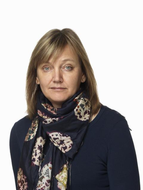Anette Scheibe Lorentzi, stadsbyggnadsdirektör i Stockholms stad.