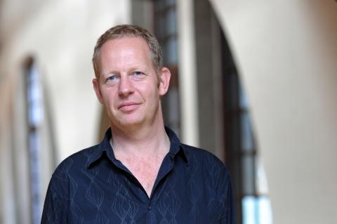 Bart Janssens, ansvarig för Läkare Utan Gränsers insatser. Foto: Julie Remy.