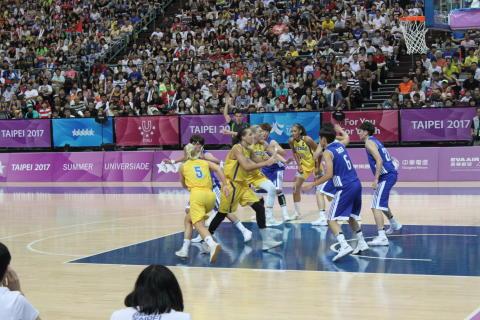 Basket Sommaruniversiaden