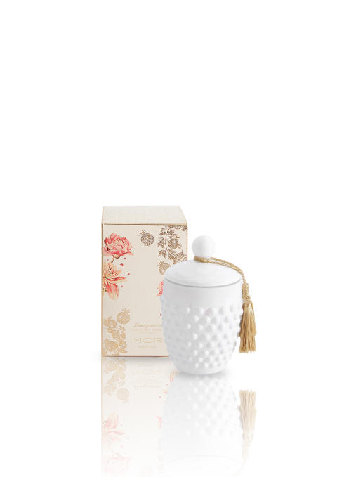 Deluxe Soy Candle - Pomegranate