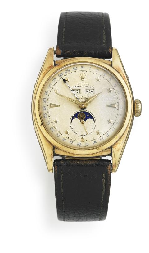New Auction Record With the Most Expensive Wristwatch Ever Sold in Denmark!