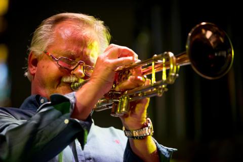 Magnolia Jazzband med Topsy Chapman 170817 Oslo Jazzfestival