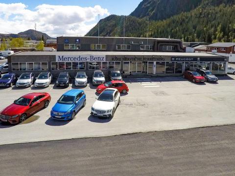 Kåre Nervik Bilforretning AS skifter navn