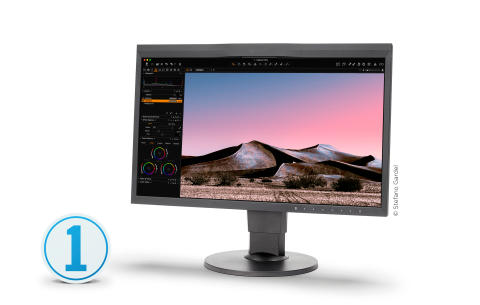 Capture One Logo Eizo