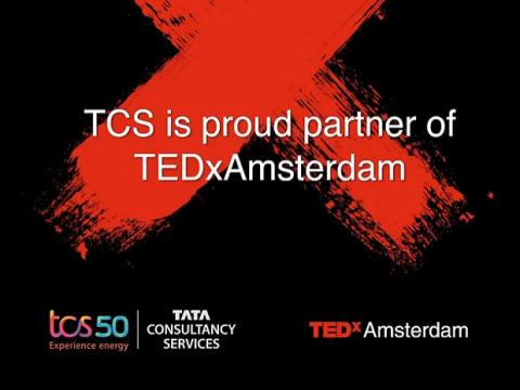 TEDxAmsterdam en Tata Consultancy Services (TCS) gaan discussies stimuleren om technologische revolutie vorm te geven