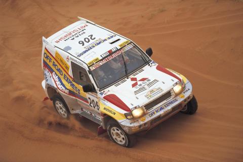 Mitsubishi Pajero 1998_02