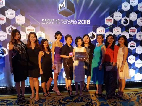 Asia PR Werkz named local hero winner for PR Agency of the Year
