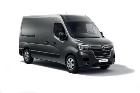 Ny Renault Master – en del af en populær europæisk familie