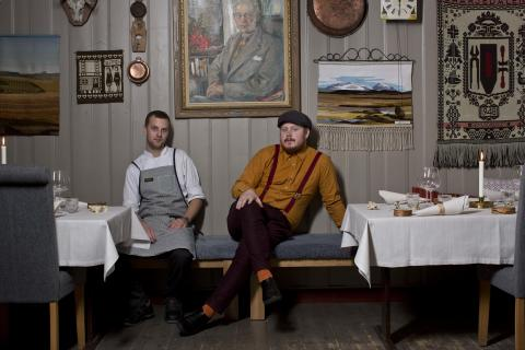 Agatons restaurang och bar i Ramundberget – får White Guide Mästarklass 2014