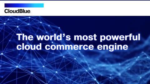 Cloud Blue - världens största plattform i sitt slag