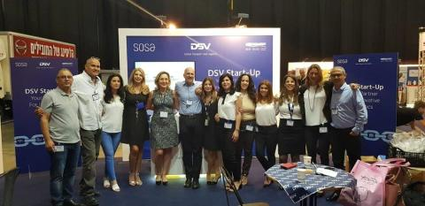 Almost a year into DSV Start-Up