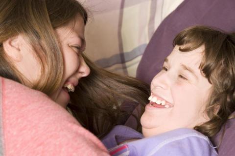 Anhöriga till barn och ungdomar med flerfunktionsnedsättning