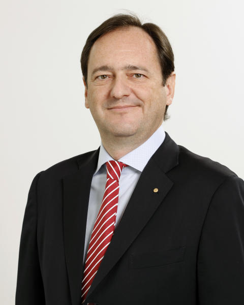 Karl Weyeneth – Panalpina Chief Commercial Officer (1)