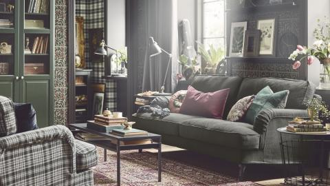 Make your home interiors fit for royalty with IKEA
