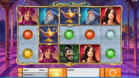 Genie's Touch – tee villeimmistäkin unelmistasi totta