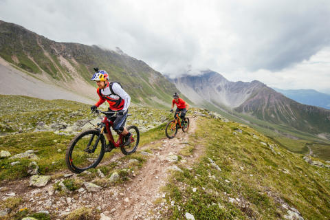 Home of Trails , Copyright: Arosa Lenzerheide / Martin Bissig