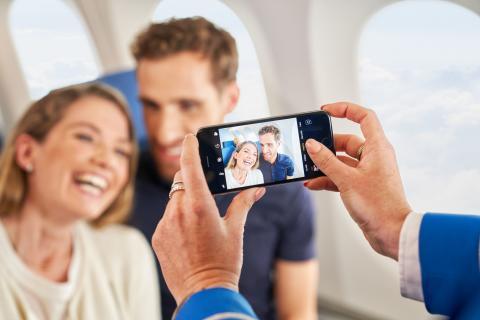 KLM hoppas på framgång i Grand Travel Awards