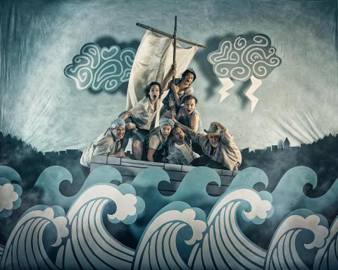 Klassisk Shakespeare-pjäs i ny uppsättning till Vara
