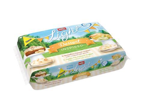 Müllerlight Dessert Inspired