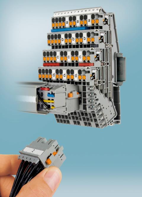 Kompakt signalfordeling inden for energiteknik