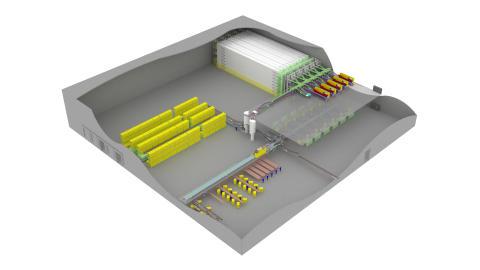 Lyko Group AB investerer i nyt omnichannel-lager fra SSI Schäfer