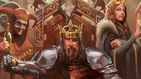 ​Crusader Kings The Board Game Kickstarter Launched!