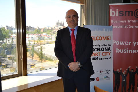 Jose Antonio Ondiviela Garcia er ansvarlig for SmartCity satsningen til Microsoft i Europa