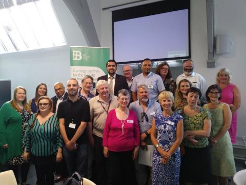 Power to the people - £600k boost for neighbourhood working