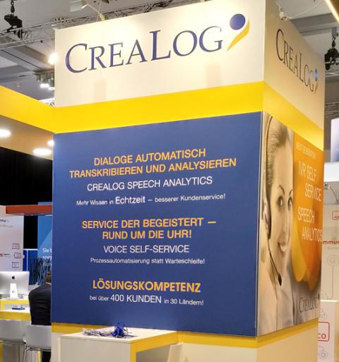 CreaLog Transkription Engine und Gesprächsanalyse: Übersicht im Themen-Dschungel
