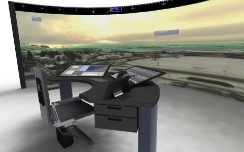Avinor og KONGSBERG inngår avtale om verdens største satsing på fjernstyrte tårn