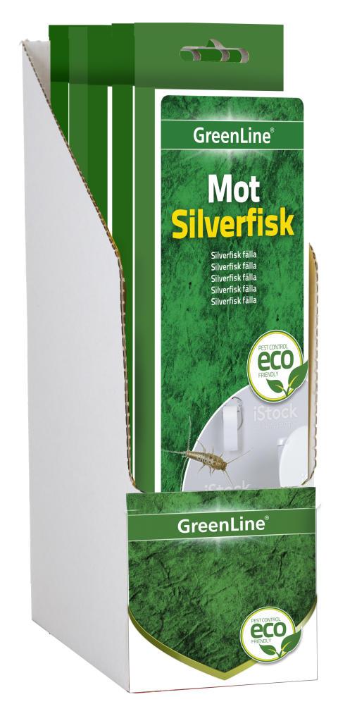 Mot Silverfisk