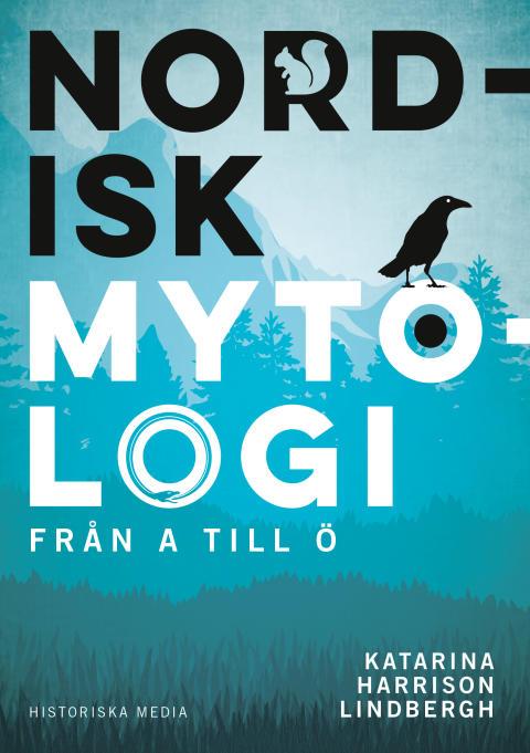 Bokrelease för Nordisk mytologi: från A till Ö