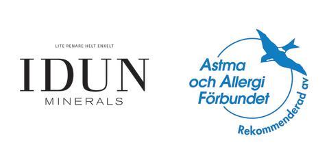IDUN Minerals mineralfoundation –  den enda kosmetiska produkten rekommenderad av Astma- och Allergiförbundet