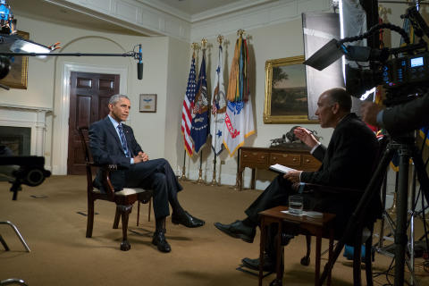 President Obama: In His Own Words
