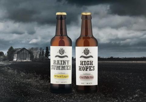 Mallaskosken Panimon oluet mitalisijoilla Suomen Paras Olut 2017 – kilpailussa