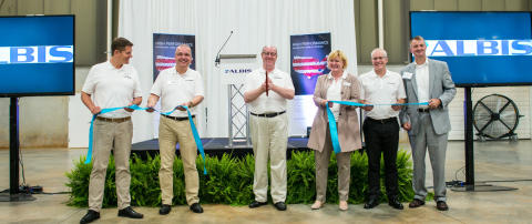 ALBIS PLASTICS CORPORATION opens new compounding plant in Duncan, South Carolina