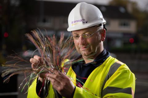 BT's £39 million pound boost for Aberdeen economy