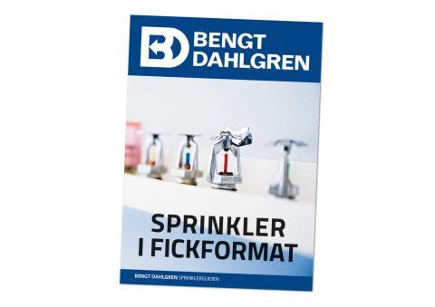 Beställ handboken Sprinkler i fickformat