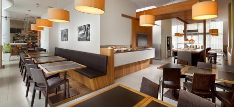 Comfort Hotel Olomouc Centre Breakfast Room