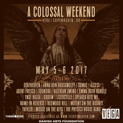 A Colossal Weekend artwork