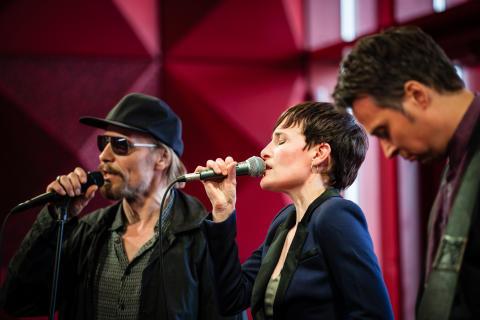 Steen Jørgensen, Marie Fisker og Rune Kjeldsen