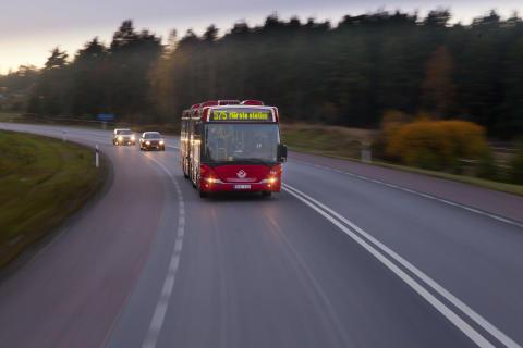 10-minuterstrafik för Brommaresenärer
