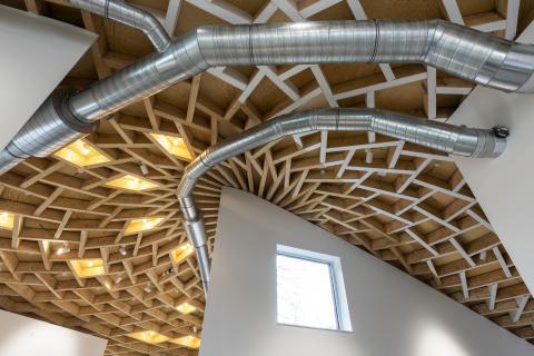 Nieuwbouw Frans Masereel Centrum wint Franse architectuurprijs van AMO